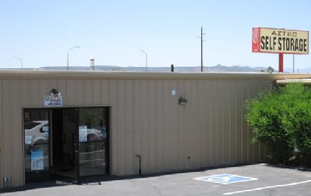 Santa Fe Self Storage - Old Airport Road